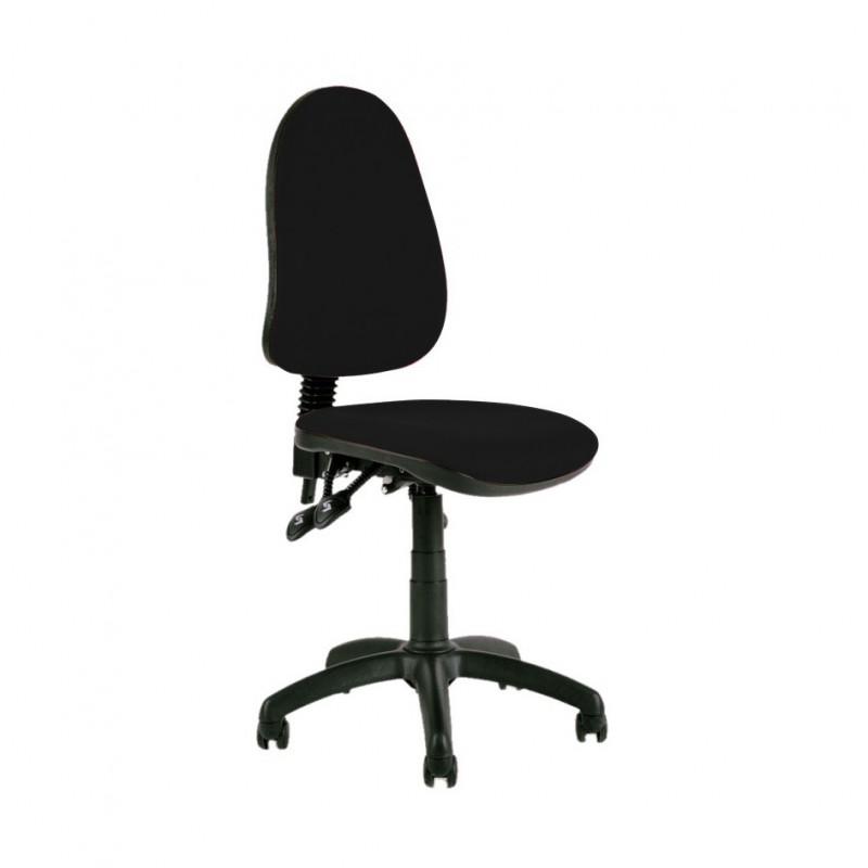 Kancelářská židle, D3, červená (PANTHER ASYN)