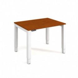 Elektricky stav. stůl UNI délky 120 cm, paměť. ovlad. (MSU 2M 1200)
