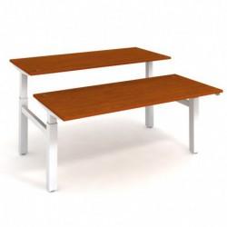 Elektricky stav. stůl DUAL délky 180 cm, stand. ovlad. (MSD 2 1800)