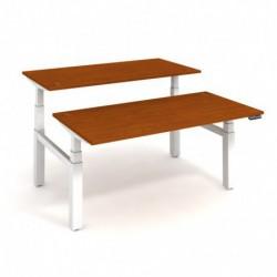 Elektricky stav. stůl DUAL délky 160 cm, paměť. ovlad. (MSD 3M 1600)