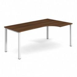 Stůl ergo 180x120 cm, levý (UE 1800 60 L)