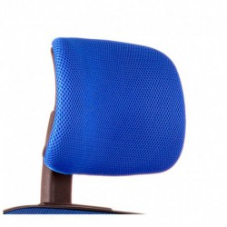 Opěrka hlavy, DK 90, modrá (Podhlavník DIKE)