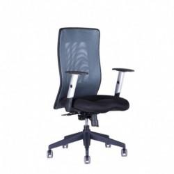 Kancelářská židle, 14A11, modrá (CALYPSO GRAND BP)