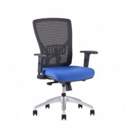 Kancelářská židle, 2621, modrá (HALIA MESH BP)