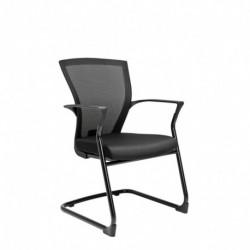 Jednací židle, BI 203, zelená (MERENS MEETING)