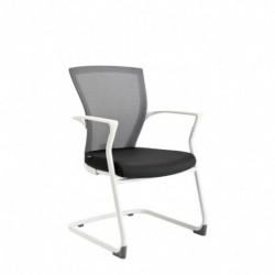 Jednací židle, BI 203, zelená (MERENS WHITE MEETING)